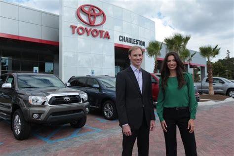 Fredanderson Toyota Fred Toyota Of Charleston On Hwy