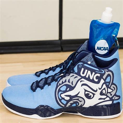 tar heels basketball shoes images you won t be able to miss these unc sweet 16