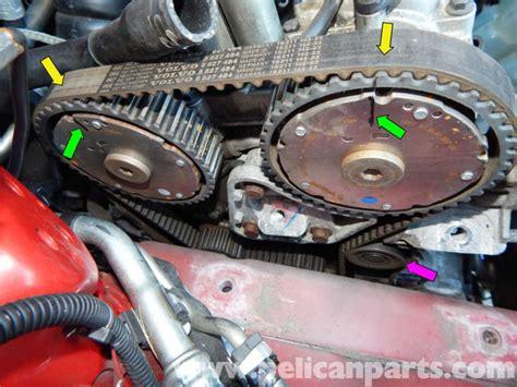 Volvo C30 Timing Belt Replacement 2007 2013 Pelican