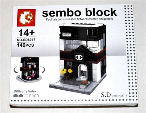 Sembo Block Shop Sd6011 sembo block s d originality high shop series sd6017 ornament shop
