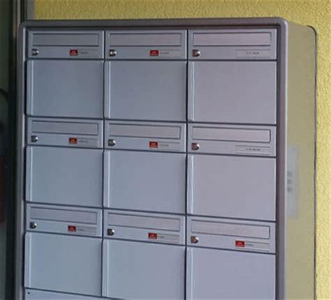 Schweiz Briefkasten Norm ptt briefkasten nach ch norm aluminium briefkasten