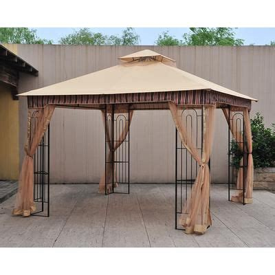 Home Depot Patio Gazebo Hton Bay Hb Aylen Gazebo L Gz747pst A Home Depot Canada Which Sun Shade To Buy