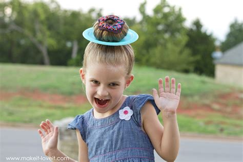 "25 CLEVER IDEAS for ""Wacky Hair Day"" at SCHOOL"