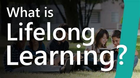 Lifelong Learning In Later what is lifelong learning meaning definition explained