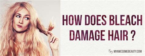 hair dye that does the least daage to hait how to repair bleached hair fast and safely