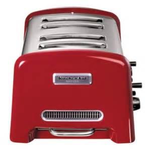 Kitchenaid Artisan 4 Slice Toaster Review Kitchenaid Artisan Toaster 4 Slice Empire Red Kitchenaid