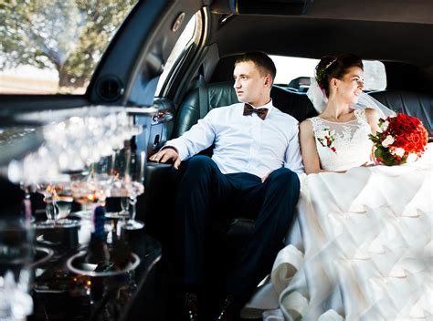 Wedding Limousine Services by Li Wedding Limousine Services Island Limo And Town