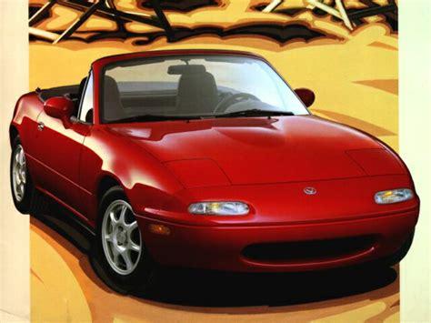 1997 mazda miata specs 1997 mazda mx 5 miata specs safety rating mpg carsdirect