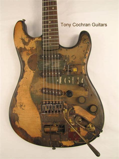 Handcrafted Electric Guitars - tony cochran guitars custom 52 quot houston quot 2015 reverb