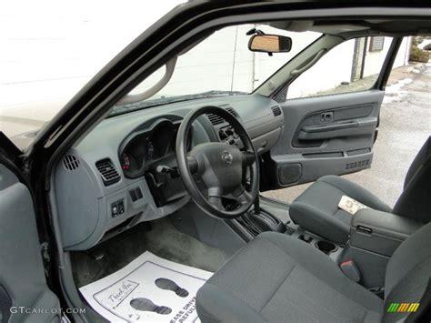 nissan 2002 interior 2002 nissan frontier sc crew cab 4x4 interior photo