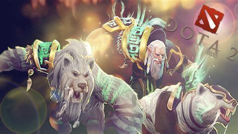 Kaos Dota 2 Lone Druid lone druid cyberstorm