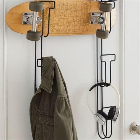 Door Hat Rack by The Door Hat Rack Pbteen