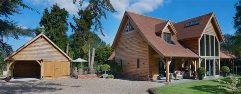 House Design And Build Uk by Oak Framed House Design Build Timber Frame Buildings