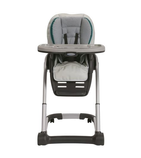 Graco High Chair 4 In 1 by Graco Blossom 4 In 1 Highchair Sapphire
