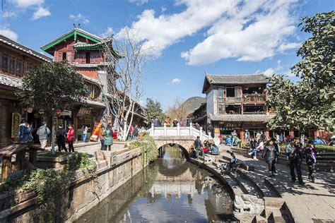 of town town of lijiang