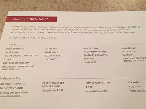 Bathroom Amenities List In Hotel Whine Wednesdays Bathroom Amenities At Service