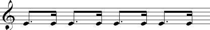 swing 8th notes swung eighth notes