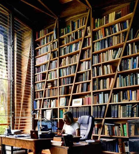 at home library 40 ideas of how to organize a library at home