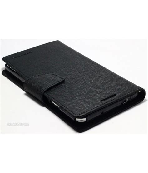 Flip Cover Note 4 Note 4 xiaomi redmi note 4 flip cover by drr black flip