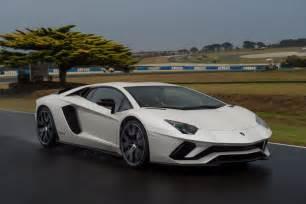 Lamborghini S Lamborghini Aventador S Driven Lamborghini Aventador S