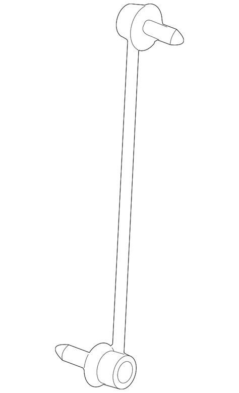 Stabilizer Link - GM (13219141)   GMPartsDirect.com