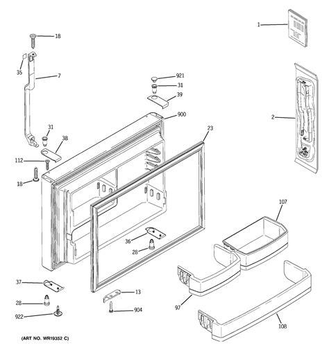 whirlpool gold refrigerator gc5shexnt04 dispenser wiring