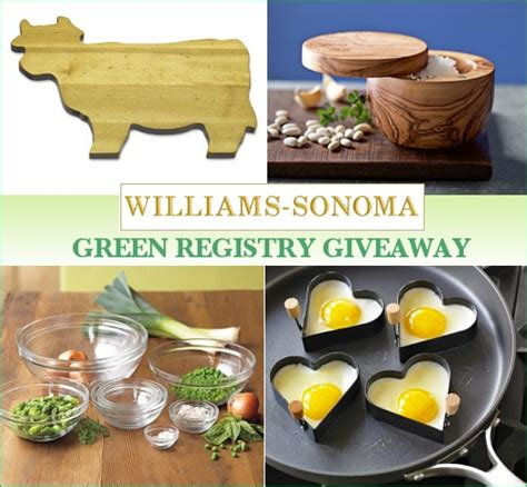 Can You Use Williams Sonoma Gift Card At Pottery Barn - win a 200 williams sonoma gift card the blog