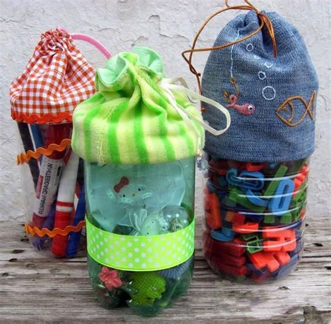Handmade Things With Plastic Bottles - how to recycle plastic bottles for handmade home