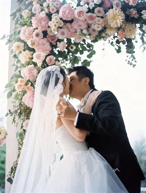 Wedding Arch Vancouver by Floral Wedding Arch Elizabeth Designs The Wedding