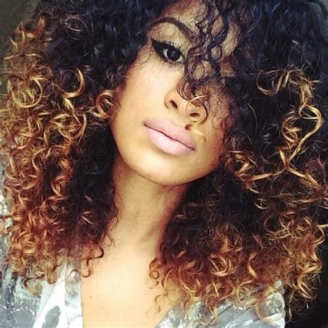 getting hair curled and color hair color ideas for curly hair as the amazing curly