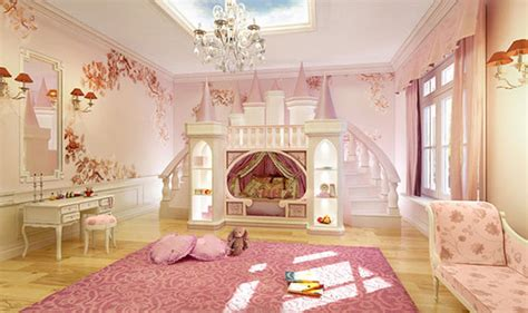 Bien Decoration Chambre Minnie #3: 10-chambres-inspirees-de-lunivers-disney1.jpg