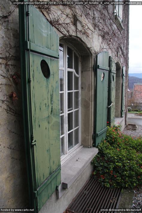 maison fribourg volets et fen 234 tre d une ancienne maison fribourg