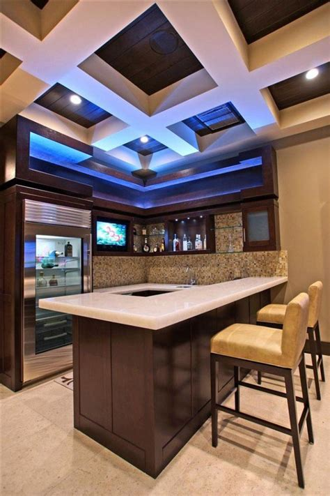 bar home design modern 30 stylish contemporary home bar design ideas interior vogue