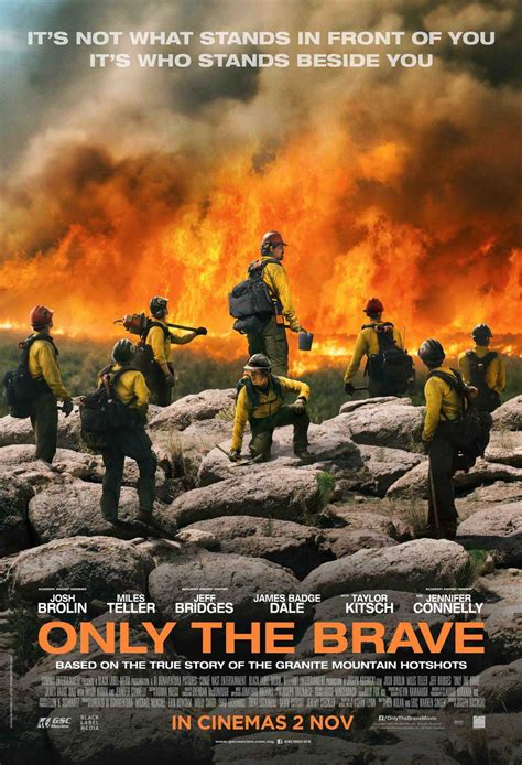 only the brave otb books only the brave new gsc