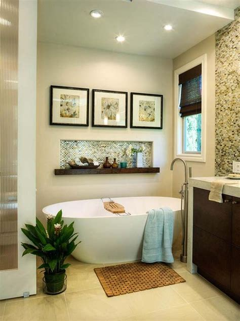 Spa Bathroom Designs Brilliant Ideas On How To Make Your Own Spa Like Bathroom