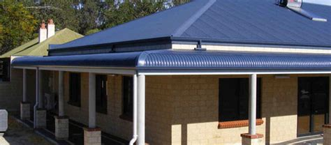 bullnose awning verandah roofs fabulous opening roof patios free home