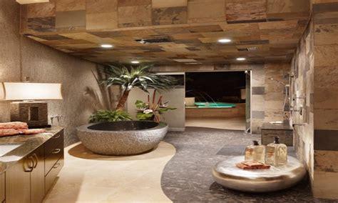 stone bathroom ideas spa bathroom design gallery spa