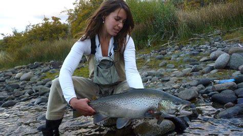 boat horn girl irideus fly fishing products new timothy horner steelhead