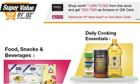 Amazon Gift Card Code India - amazon super value day free gift cards upto rs 500 promo code club