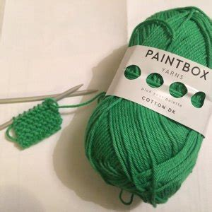 Paintbox Yarns Cotton Dk Spearmint Green paintbox yarns cotton dk
