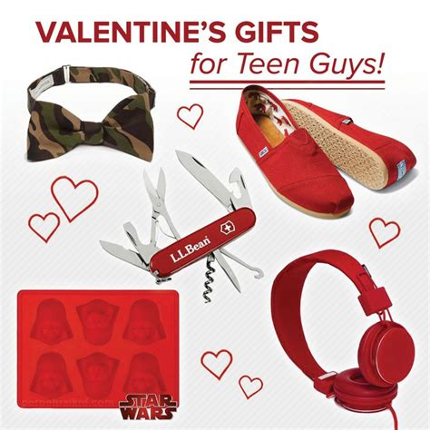 valentines gifts for teenagers valentine s gifts for guys