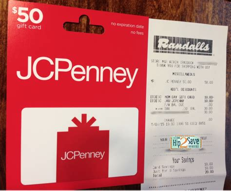 Jc Penny Gift Card - safeway affiliates 50 jcpenney gift card only 30 10 off 25 jcpenney coupon