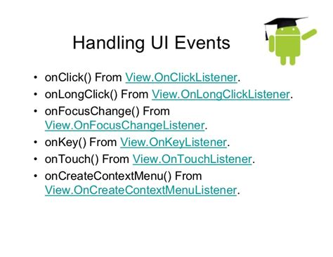 android tutorial for beginners ppt android fundamentals and tutorial for beginners