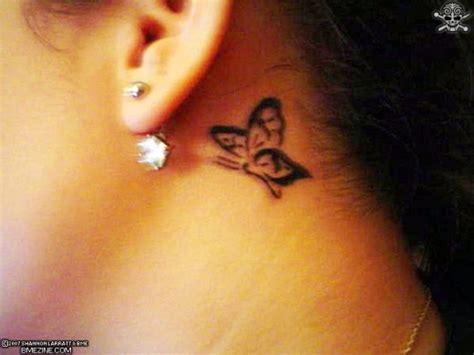 behind ear tattoo pain trendy ideas