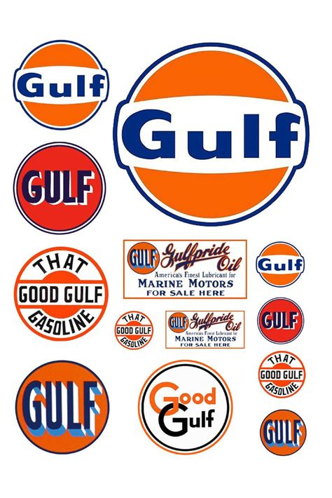 vintage gulf logo 399 best logos images on pinterest brand identity