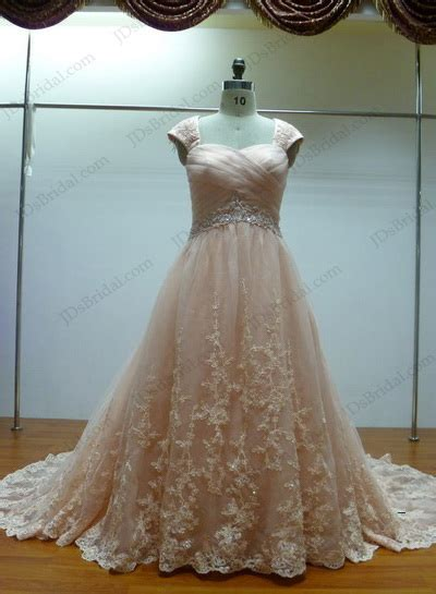 plus size colored wedding dresses plus size wedding dresses empire a line chiffon big