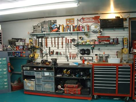 Garage Organization Boards Slatwall For Garage Storage The Garage Journal Board