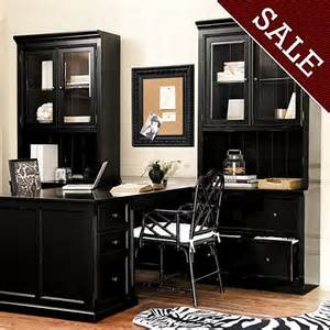 Dual Desk Home Office Tuscan Return Office Group