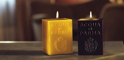 candele acqua di parma accendiamo il calore delle candele 4 donne per l