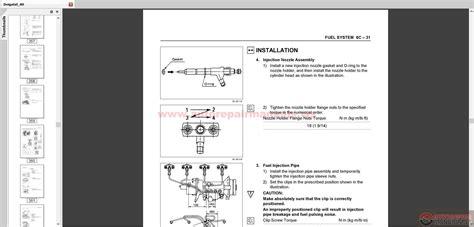 car engine manuals 2006 isuzu i series parental controls instructions for repair trucks isuzu elf auto repair manual forum heavy equipment forums